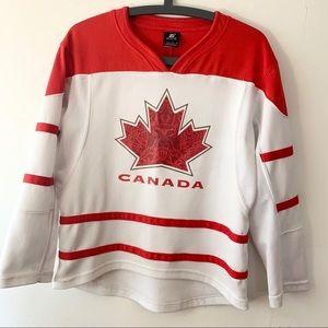 TEAM CANADA | 2010 Olympic Youth Hockey Jersey